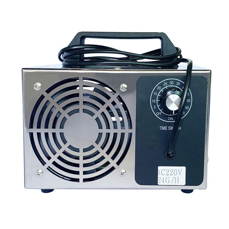 220V Air Ozone Generator Disinfection Machine Household Deodorization Sterilization Disinfection Safety Ozone Sterilizer