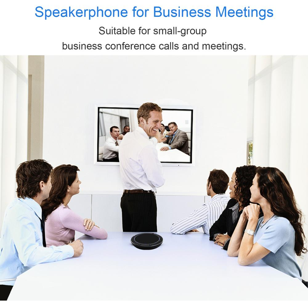 usb conferencia speakerphone para voip softphones 04
