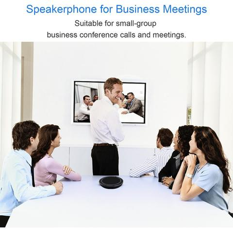 usb conferencia speakerphone para voip softphones