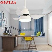 цены Modern Ceiling Fan Lights Lamps Contemporary Ventilator Remote Control Fan  Lighting Dining room Bedroom Restaurant Fashional