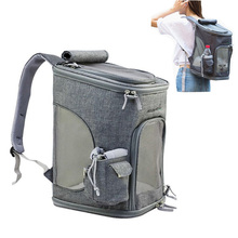 Carrier for Dogs Travel Cat Bag Breathable Car Seat Dog Carriers Small Puppy Safety Reflective Portable Pet Handbag