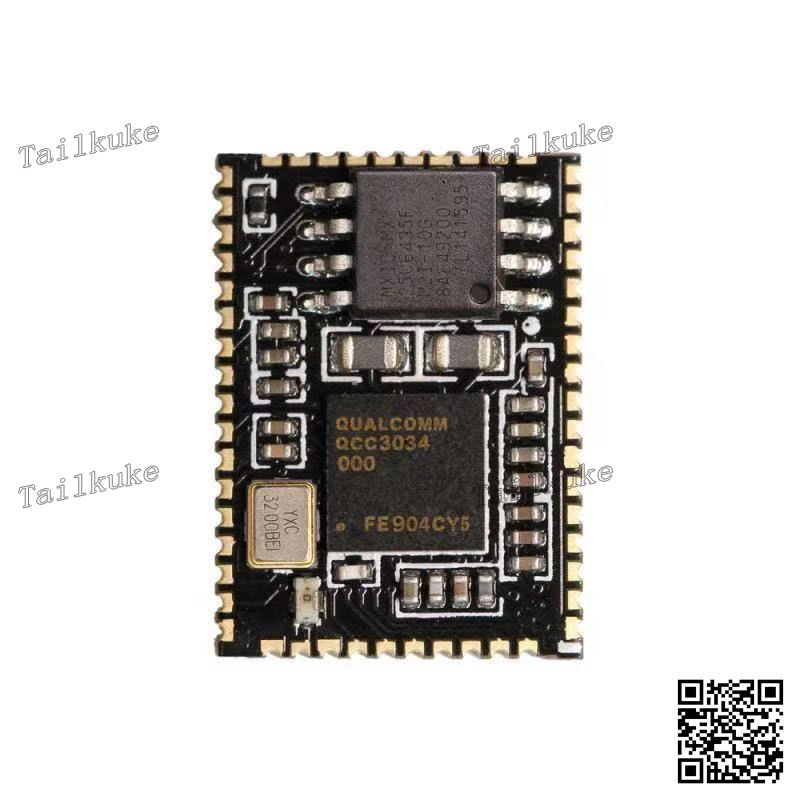 QCC3034 Bluetooth Module Bluetooth 5.0 Module Supports AptxHD IIS Decoding Brand New Original