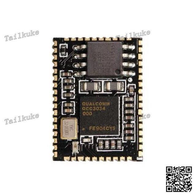QCC3034 Bluetooth modülü Bluetooth 5.0 modülü destekler AptxHD IIS çözme yepyeni orijinal