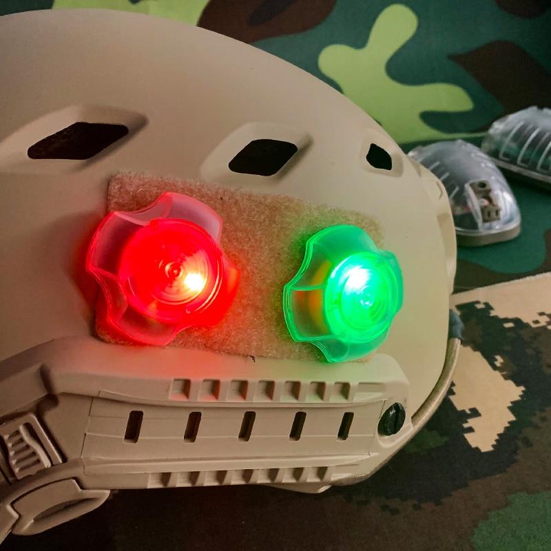 Element airsoft UFO Helmet Light hight Survival Green Red Lamp Softair Wapens Arsoft Armas Waffen Hunting Tactical Strobe Light