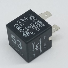 цена на miniature 12v 24v 40a contactor relay 4 or 5pin TY only original general purpose auto car OEM Audi VW at EXW price 0.59$ no tax