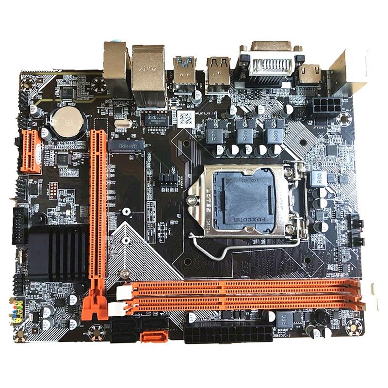 <font><b>B75</b></font> <font><b>Motherboard</b></font> Desktop <font><b>Motherboard</b></font> M.2 <font><b>LGA1155</b></font> for I3 I5 I7 CPU Support Ddr3 Memory <font><b>LGA1155</b></font> <font><b>Motherboard</b></font> image