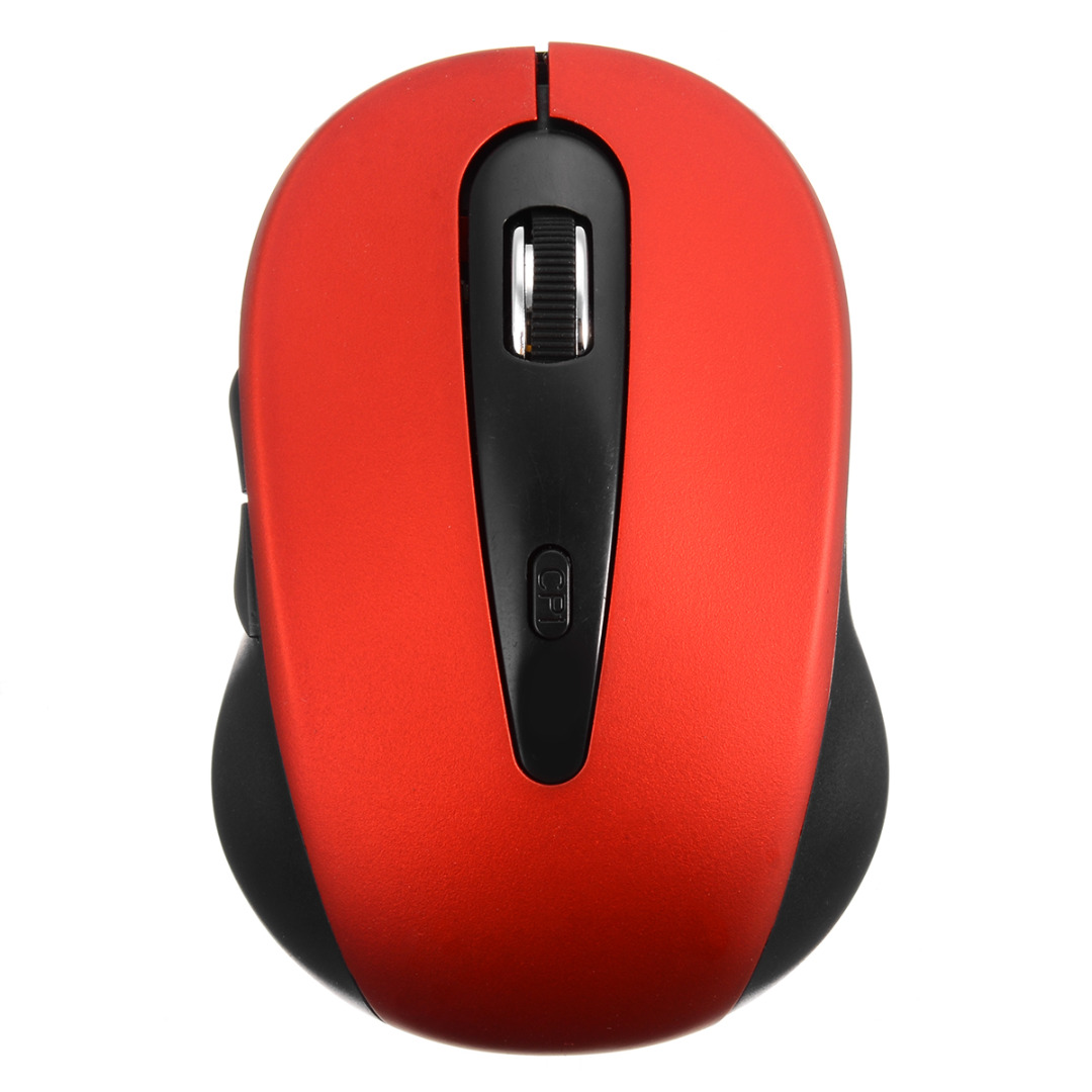 1600DPI Wireless Mouse Mini Computer bluetooth Mouse Silent PC Mouse 2.4Ghz USB Optical Gaming Mouse For Laptop
