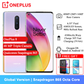 Global Version OnePlus 8 5G Smartphone NFC 8GB 128GB 6.55 Inch Snapdragon 865 48MP Triple Camera 4300mAh Android Mobile Phones