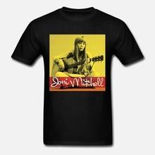Joni mitchell camiseta folk rock s m l xl 2xl 3xl cantor compositor
