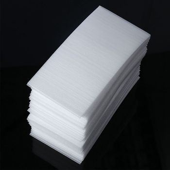 100Pcs/Lot White Pearl Cotton Padded Shipping Bags PEP Packing Mailer Bag Shockproof Packaging Material Polyethylene Foamed Bags image