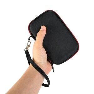 Image 4 - المحمولة الصلب إيفا السفر في الهواء الطلق حقيبة التخزين صندوق حمل ل JBL GO3 الذهاب 3 علبة سماعات اكسسوارات