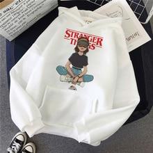 Graphic Sweatshirt Hoodies Harajuku Clothes Stranger Men/women Female/male Things-Season