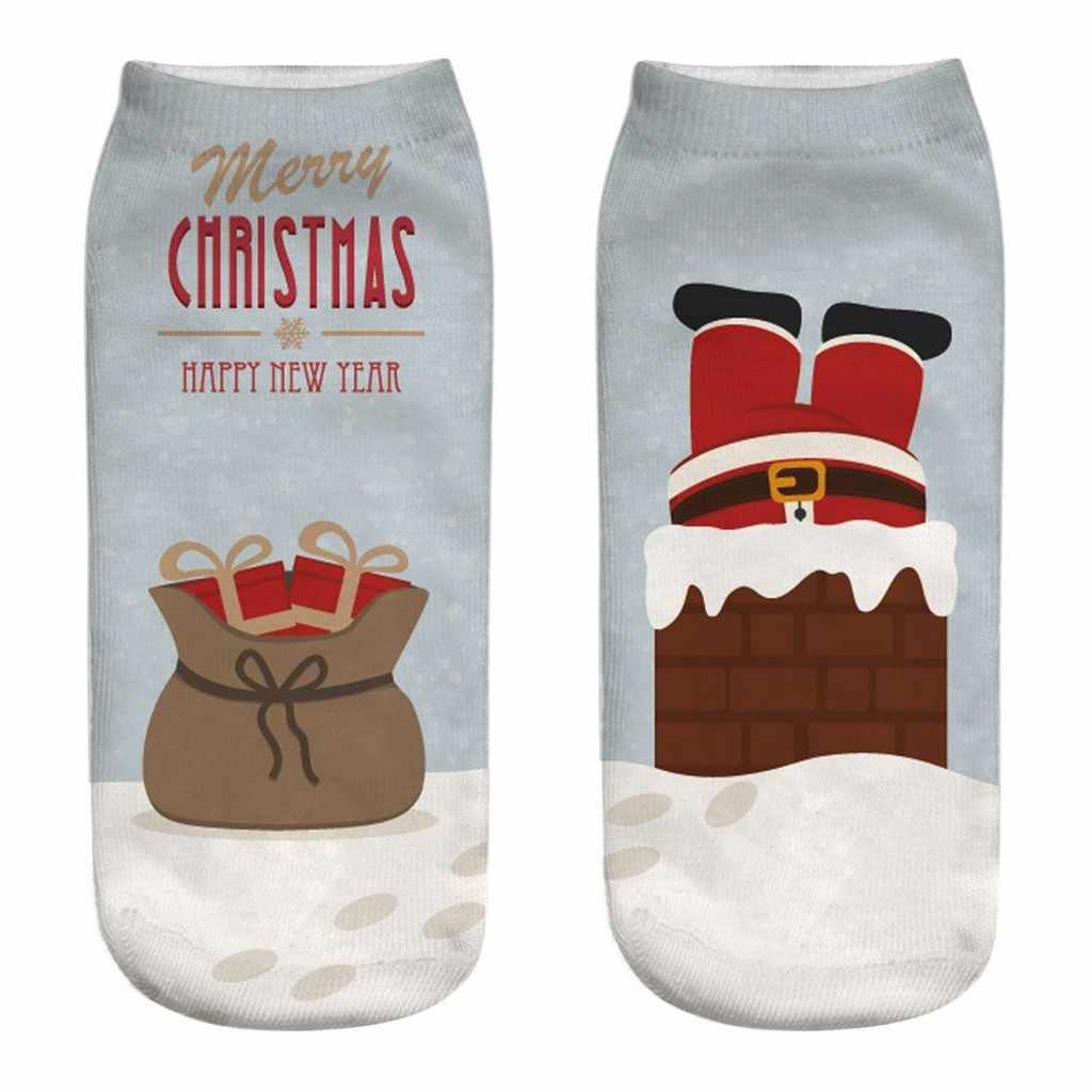 ホット販売! 女性の靴下の女性クリスマスギフトファッション冬かわいいウールの靴下レディースクレイジー靴下女性熱暖かい動物靴下