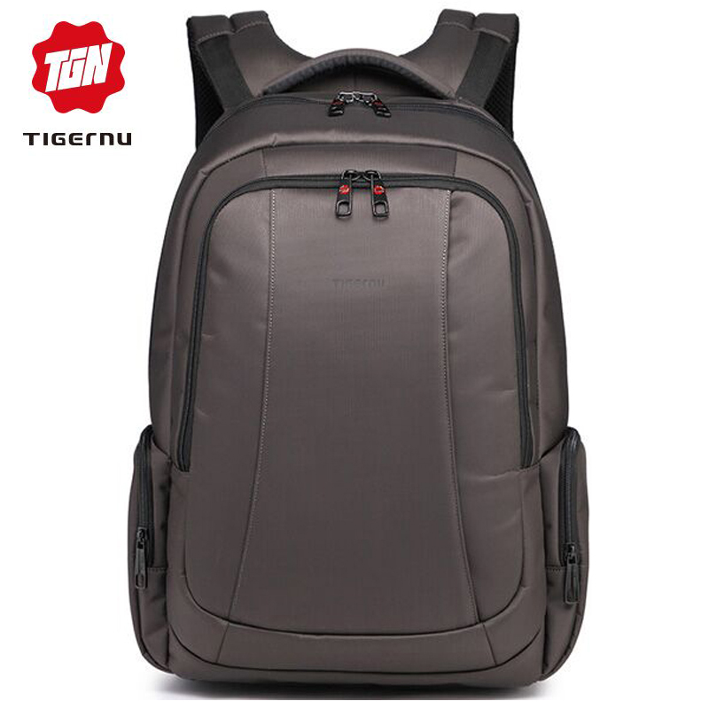 Tigernu แบรนด์ผู้หญิงกระเป๋าเป้สะพายหลัง USB 15.6 นิ้วแล็ปท็อปกระเป๋าเป้สะพายหลังโรงเรียนกระเป๋าสำหรับวัยรุ่น casual mochila-ใน กระเป๋าเป้ จาก สัมภาระและกระเป๋า บน   1
