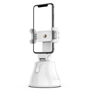 Image 3 - Apai gimba 360 ° selfie tiro cardan rosto objeto de rastreamento selfie vara auto suporte de rastreamento para vlog tiktok youtube ao vivo mostrar
