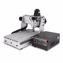 CNC Router Engraving Machine CNC Engraver Cutting Machine 3040T 3th Axis Carving Tools Artwork Milling Woodworking