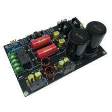 YJ00199 CG wersja LM3886 68W + 68W wysokiej mocy dźwięk cyfrowy płyta wzmacniacza zasilania