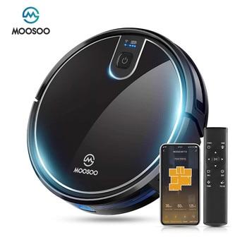 MT-710 Wi-Fi Robot Vacuum Cleaner 1800PA Suction Smart Memory Smart Life App Control Self-Charging Robotic Vacuum 1