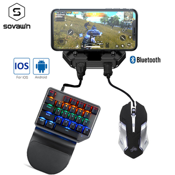 Gamepad Pubg Mobile Bluetooth 5.0 Android PUBG Controller Mobile Controller 1