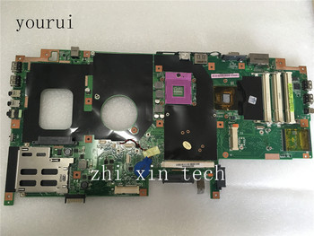 yourui For ASUS G72GX Laptop motherboard REV 2.0  69N0G7M11B03 Fully tested 100% ok