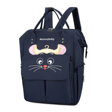 Fashion Mummy Maternity Nappy Bag Large Capacity Travel Backpack Nursing for Baby Care Womens ZX-112.