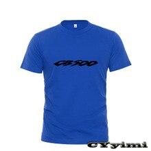 T-Shirt Honda Men for Cb500f/x-cb500-f-cb500-x-t-shirt/Men New LOGO 100%Cotton Summer