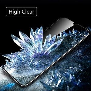Image 4 - Capa protetora de vidro temperado lainergie, para xiaomi redmi note 8 pro, cola completa, 9h à prova de choque note8 note 8 pro vidro