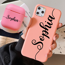 Personalized Name Phone Case for iPhone