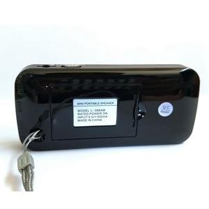 Image 5 - MOOL L 088AM Dual Band ricaricabile portatile Mini Pocket Digital Auto Scan AM FM ricevitore Radio con MP3 Music Audio Player Spea