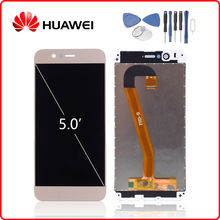 HUAWEI Original Nova 2 LCD Display Touch Screen Digitizer For Huawei Nova2 with Frame Replacement PIC-AL00 PIC-TL00