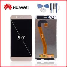 Huawei 원래 노바 2 lcd 디스플레이 터치 스크린 디지타이저 화웨이 nova2 디스플레이 프레임 교체 PIC AL00 PIC TL00