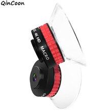 20X & 10X Super Macro lentille clipsable 4K HD téléphone caméra objectif pour Smartphone iPhone Samsung Huawei LG Android Mobile Micro monde