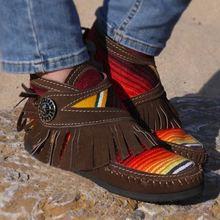 2020 для женщин ботильоны на шнуровке rainbow Прошитые женские