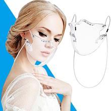 Protective-Mask Anti-Spray-Mask Safety-Glasses Riding-Visor Full-Face-Shield Transparent