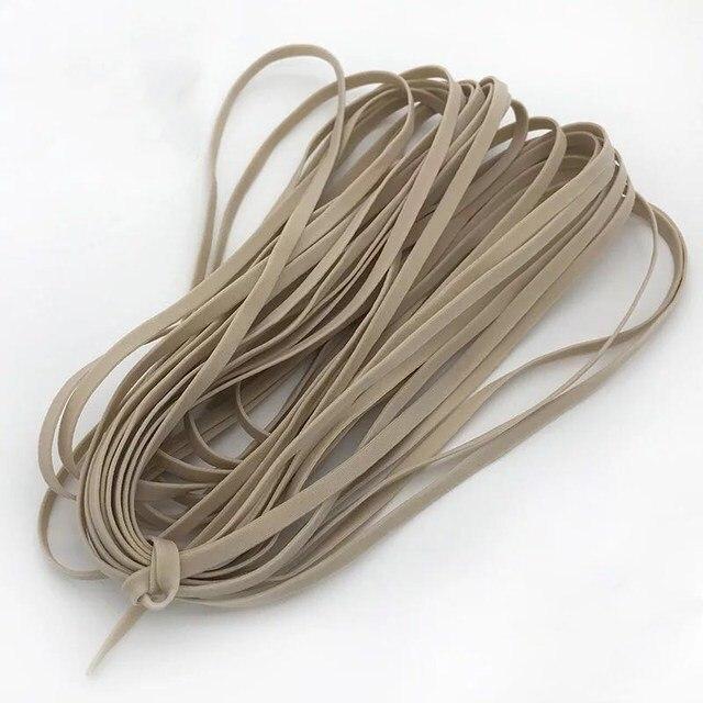 Высокое качество 05 кг/лот 5 мм мягкая Очаровательная лента