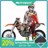 Motoboy Brand Off Road Motocross Pant Racing Polyester Sports Jersey T shirt Long Sleeve Cycling Womens Motorcycle Gear