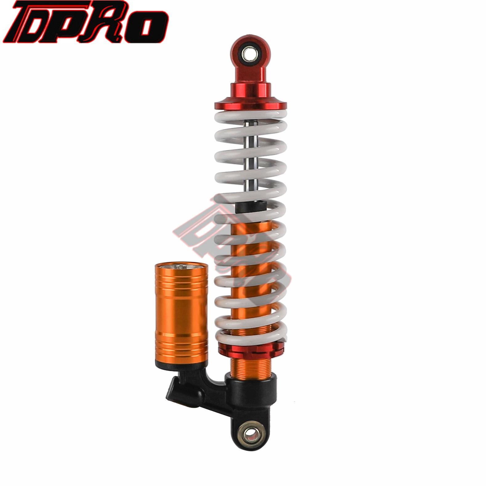 For Taotao Bull Quad 2* 290mm Front Shock 1* 270mm Rear Shock Quad Scooter ATV