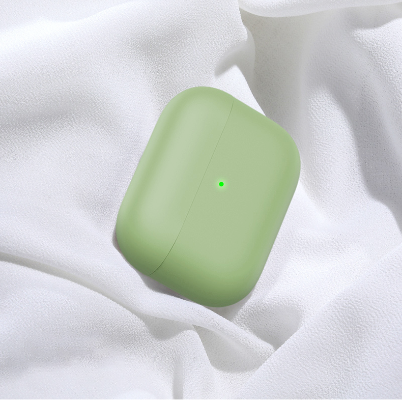 Matte Silicone Case for AirPods Pro 24