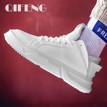 حذاء رجالي 2020 جديد رائجة البيع حذاء كاجوال الرجال SneakerWhite موضة الذكور الأحذية طالب أحذية رياضية شاب ربيع الخريف