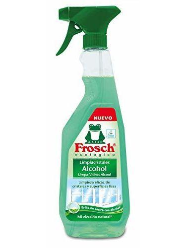 Frosch Glass Cleaner Spray - 750 Ml