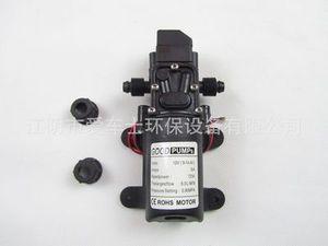 Image 2 - Bomba de agua de alta presión CC, 12V, 130PSI, 6l/Min, bomba autocebante, interruptor automático, 72W