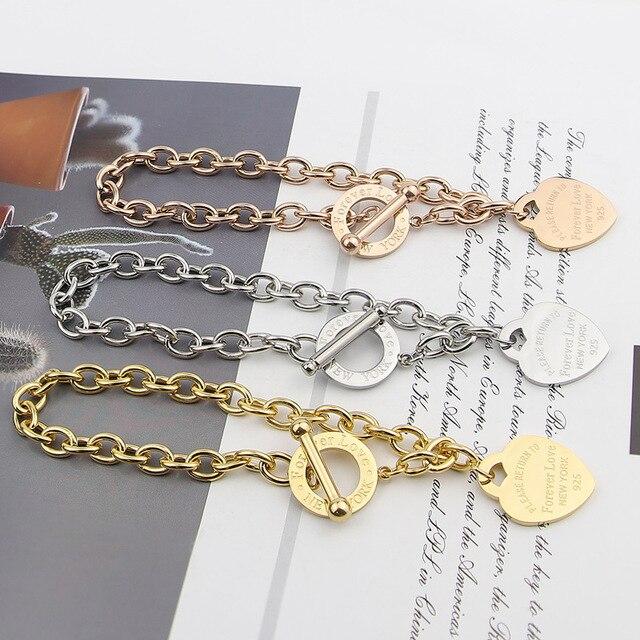 Купить лидер продаж дизайнерский браслет с пряжкой новый стиль брендовый
