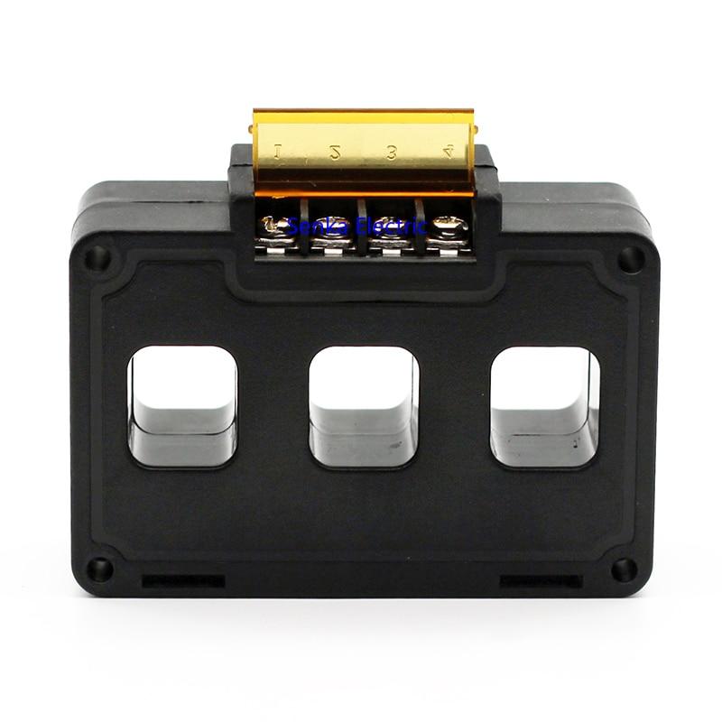 Трехфазный трансформатор тока класса 0,1 CT 50A/a/A трансформатор тока переменного тока