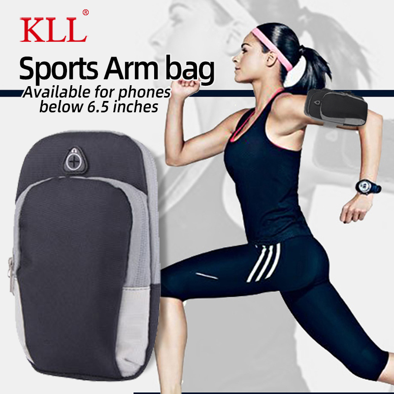 Sports Running Armband Bag Case Cover Running armband Universal Waterproof Sport mobile phone Holder Outdoor Sport Phone Arm pou 5