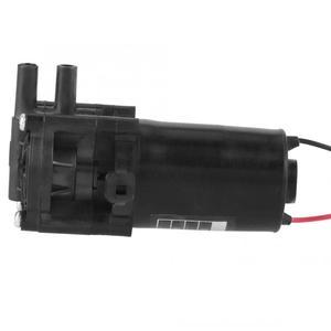 Image 5 - ZC A210 12V Mini pompa wodna z tworzywa sztucznego o wysokiej wydajności samozasysająca przekładnia DC