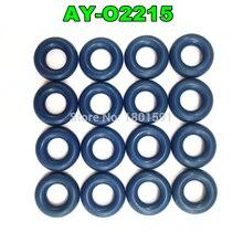 1000 adet kauçuk contalar için 6*3.5mm yakıt enjektörü tamir takımları yakıt enjektörü contası (AY O2215) ücretsiz kargo