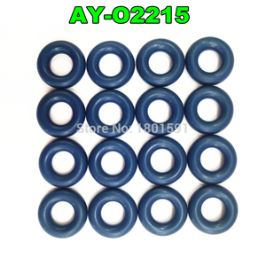 Image 1 - 1000pieces rubber oring seals 6*3.5mm for fuel injector repair kits  Fuel Injector Seal (AY O2215) free shipping