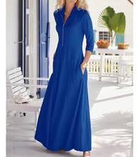 Autumn Winter Long Sleeve Knif Sweater Dress Women V Neck Tassel Party Dress 2020 Elegant Patchwork Loose Dress XXXL