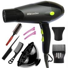 110V o 220V con EE. UU., enchufe de la UE 1800W aire caliente y frío secador de pelo herramientas de peinado para salones y uso doméstico