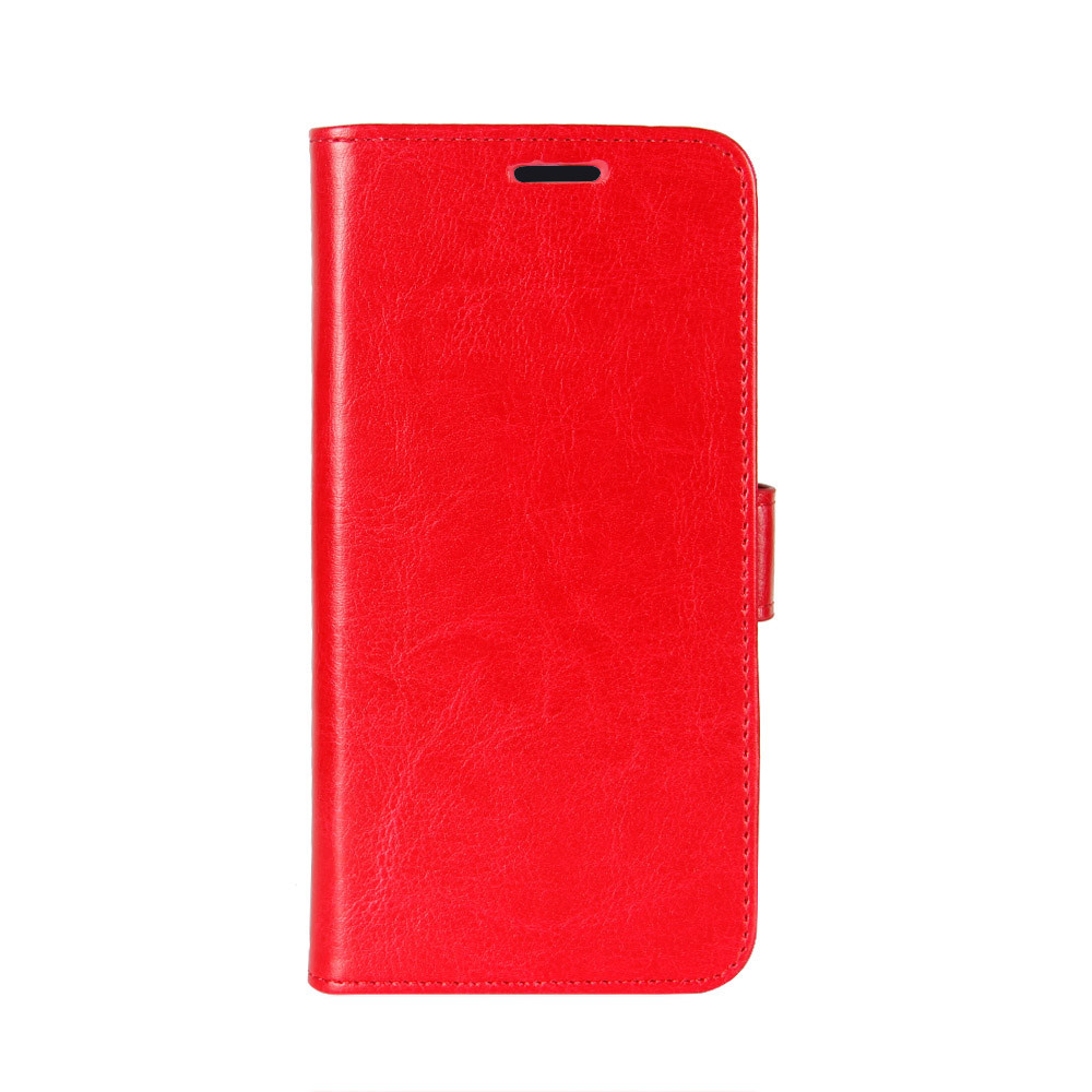Elegant Leather Flip Case For Samsung Galaxy Note 10 Plus 6.8 Inch With Storage Function Solid Non-Slip Mobile Phone Case